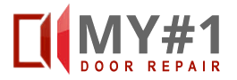MY#1 Door Repair Logo